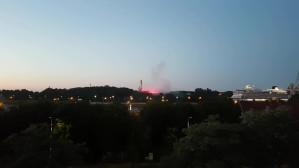 Fajerwerki na Westerplatte?