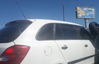 Zderzenie samochodu z motocyklem na ul. Hutniczej