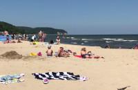 Święto na plaży udane, mimo silnego wiatru
