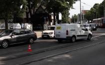 Trwa naprawa uszkodzonej sieci na Hallera