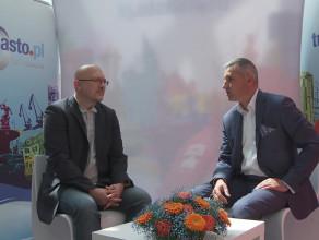 Jacek Zawadzki, członek zarządu Best SA podczas EKF 2018