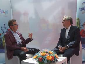 Krzysztof Kilian podczas EKF 2018