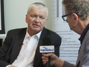 Prof. Leszek Pawłowicz podczas EKF 2018.