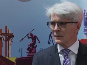 Mirosław Gronicki, były minister finansów podczas EKF 2018