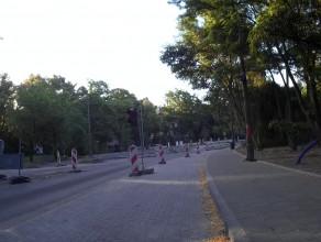 Źle ustawione sygnalizatory na Haffnera w Sopocie