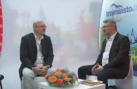 Michał Plechawski, CIO mbank podczas EKF 2018