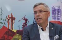Marek Głuchowski, prezes Gdańskiego Klubu Biznesu podczas EKF 2018