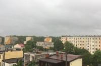 Smiglowiec LPR ląduje na Witominie
