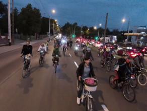 XI Gdyński Nocny Przejazd Rowerowy