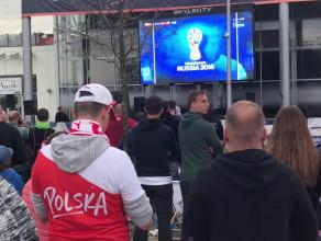 Gdyńska strefa kibica Polska - Kolumbia