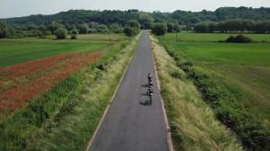 Test trasy maratonu rowerowego Wisła 1200