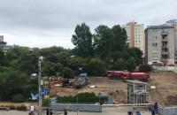 Budowa biurowca na skwerze Plymouth w Gdyni