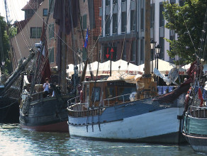 Trwa największa międzynarodowa impreza żeglarska w Gdańsku