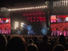 Sto lat dla Quebo podczas koncertu
