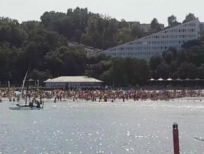 Słoneczna sobota w Gdyni