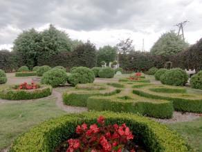 Rajskie ogrody w kociewskiej wsi Frank