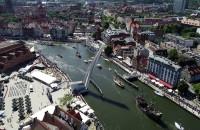 Parada żaglowców na zakończenie Baltic Sail 2018
