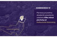 Collegia by Silver Rock, Sobieskiego 13 w Gdańsku