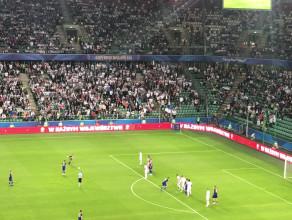 Andrij Bogdanow - wspaniały gol na 2:2 w Superpucharze Polski