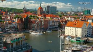 Parada żaglowców na Baltic Sail 2018