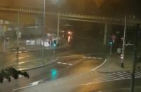 Mega burza i ulewa w Gdyni