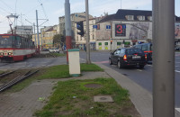 Wstrzymany ruch tramwajowy w Gdańsku