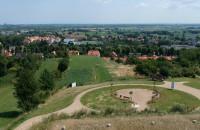 Nowy punkt widokowy przy zbiorniku Stara Orunia