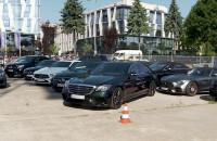 AMG Performance Tour i piekielnie szybkie Mercedesy