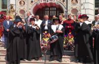 Ceremonia Otwarcia Jarmarku św. Dominika