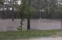 Powódź na Rdestowej