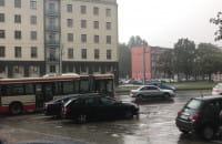 W Gdańsku leje jak z cebra
