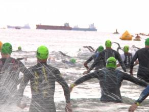 Rekordowy Ironman Triathlon 70.3 Gdynia