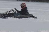 Tysiące kolców na lodzie