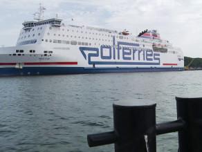 Prom Nova Star polskiej linii Polferries