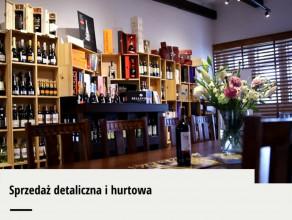 Noma Wina Włoskie - sprzedaż hurtowa i detaliczna