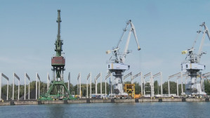 Nowy terminal cukrowy w gdańskim porcie