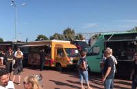 Festiwal food truckow na Placu Zebrań Ludowych