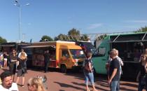Festiwal food truckow na Placu Zebrań...