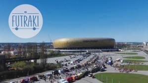 Wielki zlot foodtrucków pod stadionem w Gdańsku