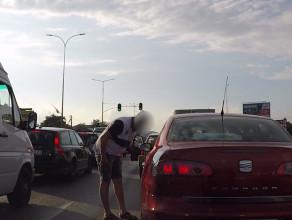 Niepotrzebna agresja na drodze