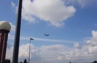 Start samolotu Boeing C-17 Globemaster