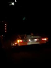 Stłuczka auta i ciężarówki na obwodnicy
