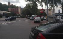 Zaparkował auto na ulicy w Gdyni