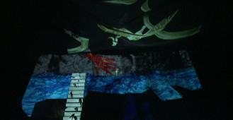 Spektakl multimedialny na Westerplatte