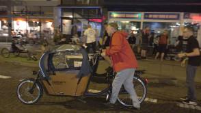 Towarowe rowery ścigały się w Gdyni