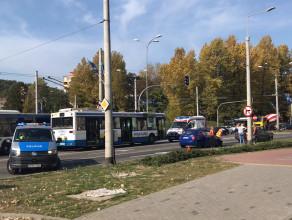 Stłuczka na Władysława IV w Gdyni