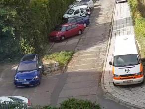 Parkowanie tyłem