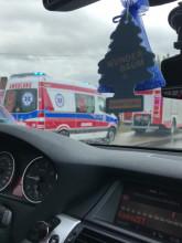 Zderzenie 3 aut na Świętokrzyskiej w Gdańsku