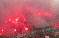 Race na meczu Lechia Gdańsk - Zagłębie Lubin