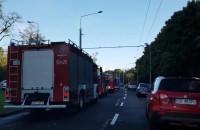 Skutki wypadku na al. Zwycięstwa w stronę Sopotu
